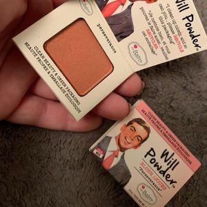 The balm mini blush